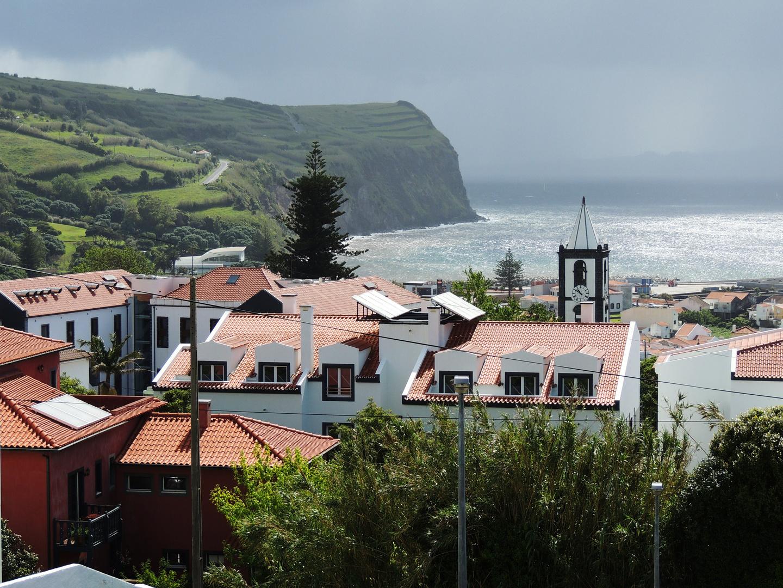 Azoren - Faial - Horta