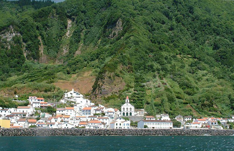 Azoren, Pompeji, Vulkanausbrüche und Erdbeben