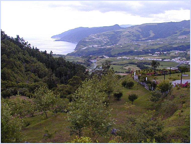 Azoren-Sao Miguel