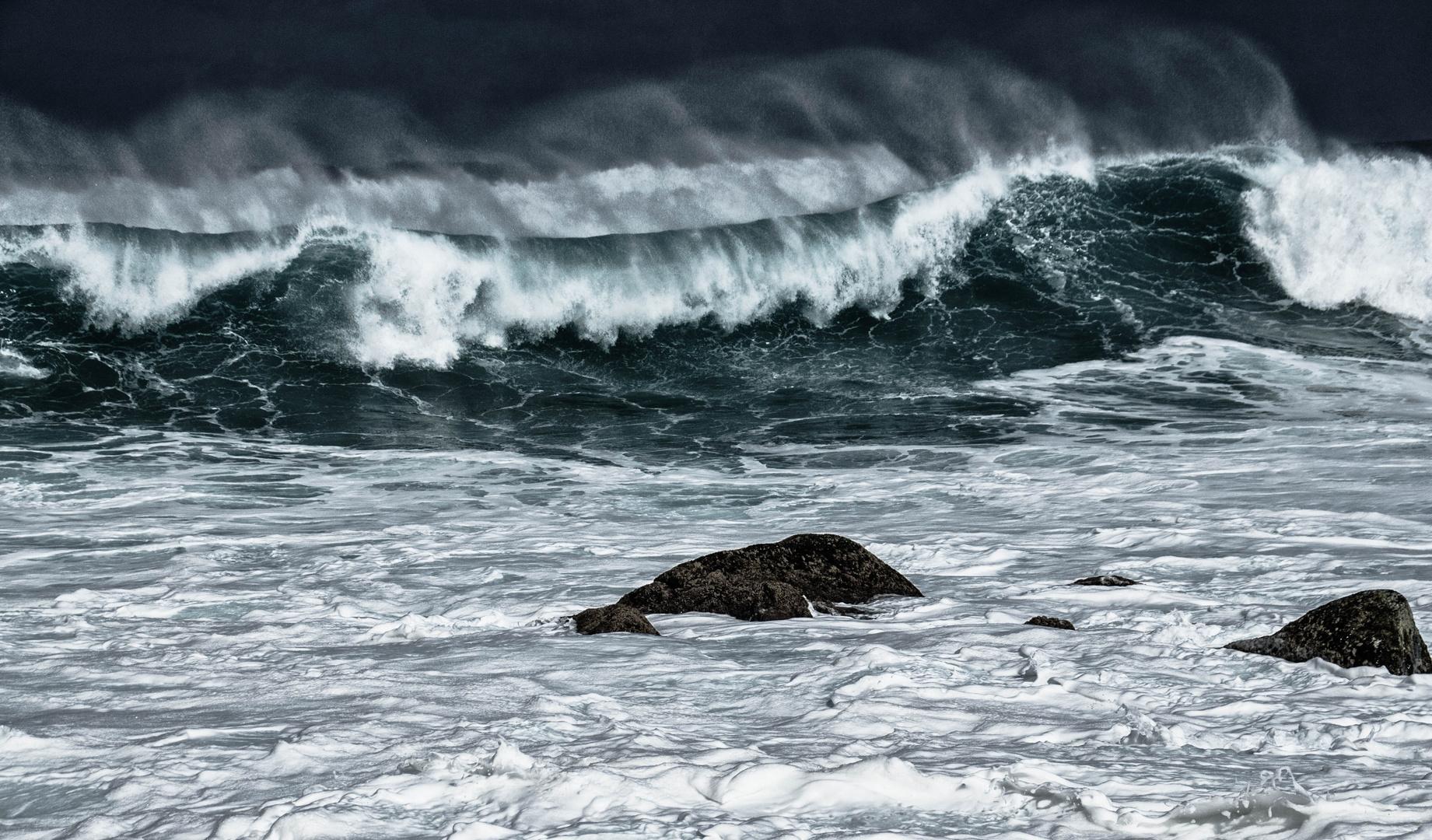 Azoren-Wellen