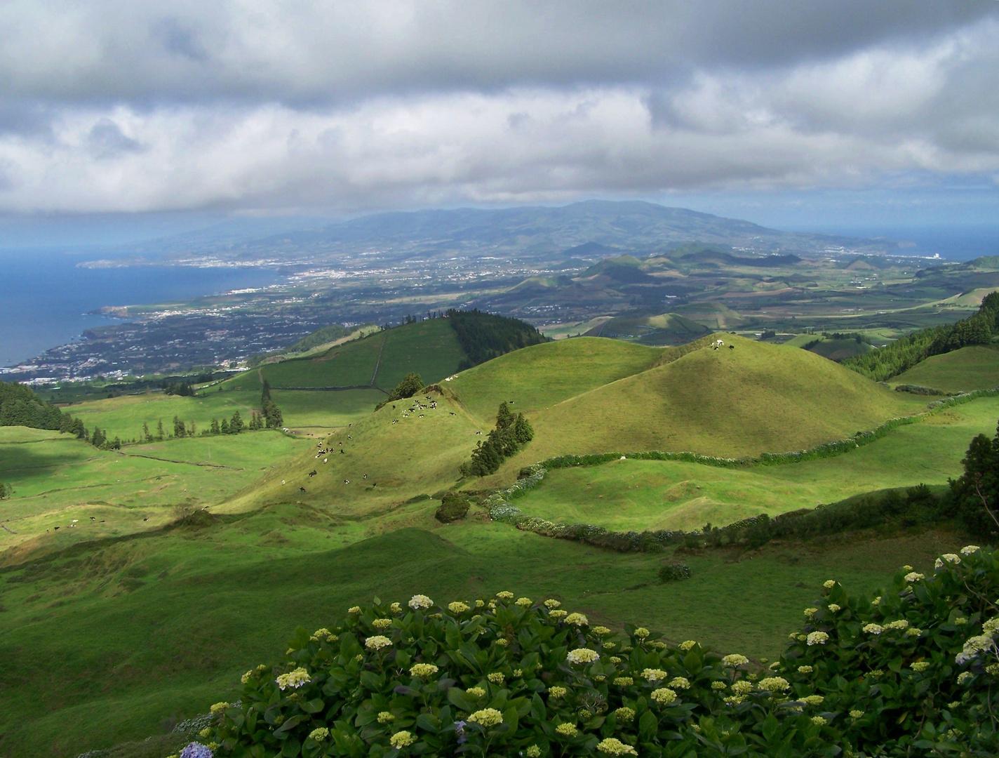 Azorenlandschaft