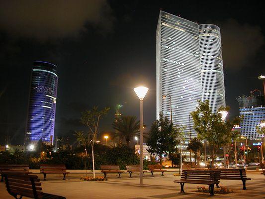 Azrieli Center in Tel Aviv