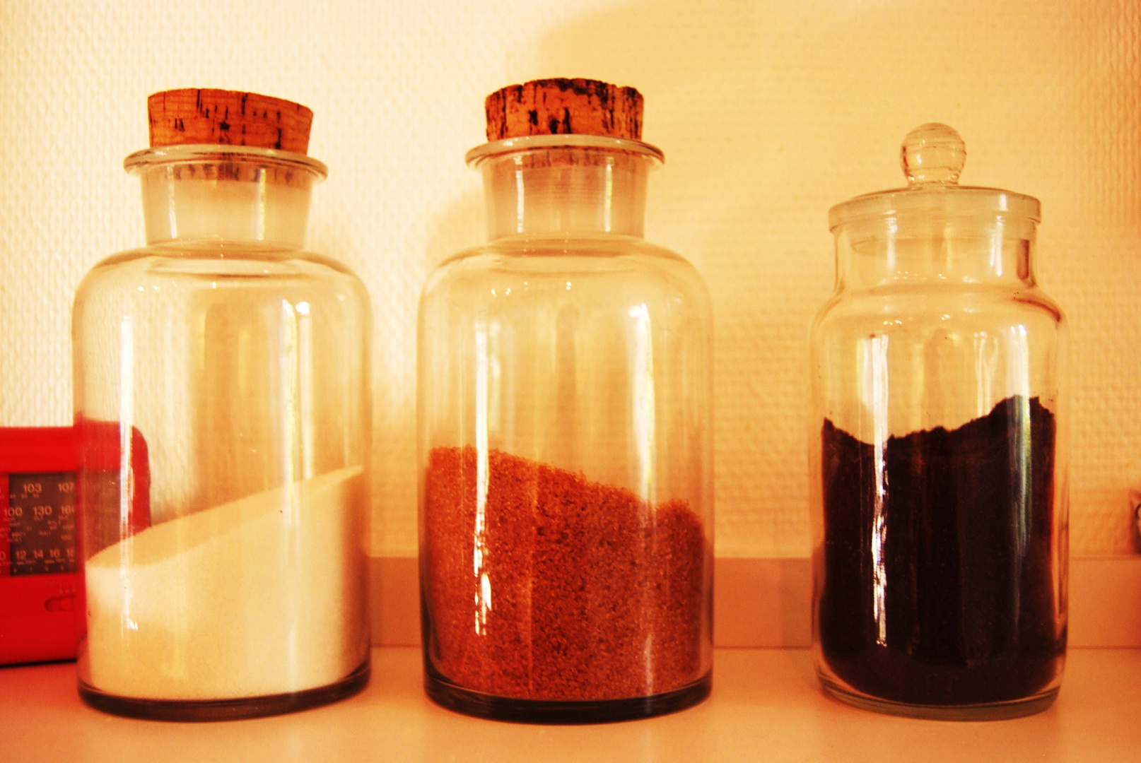 Azúcar y café