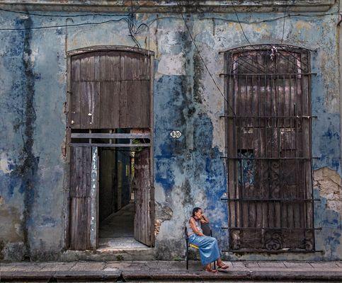 Azul de Cuba