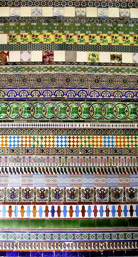 Azulejos für Küche, Bad, Terrasse und Balkon