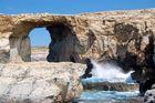 """""""Azure Window"""" auf der Insel Gozo"""