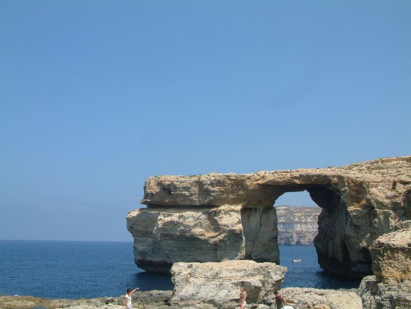 Azure Window-Dwejra Gozo