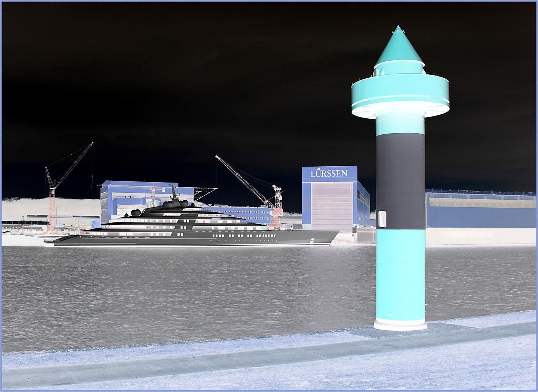 Azzam ... das ist die längste Yacht der Welt ... mein Spielzeug