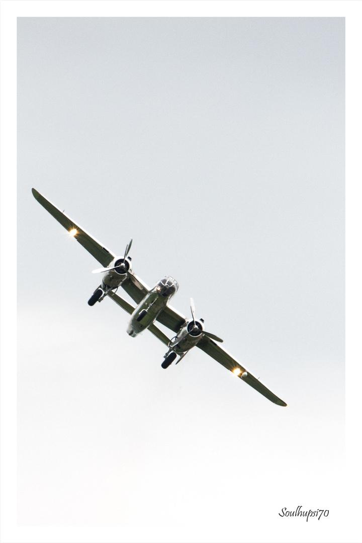 B-25 Flying Bulls ILA 2014