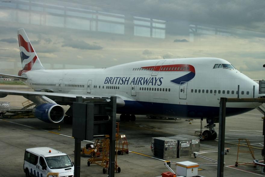 B 747-400......