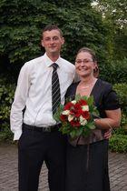 B & A Hochzeit Familie