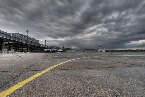 B - Flughafen Tempelhof
