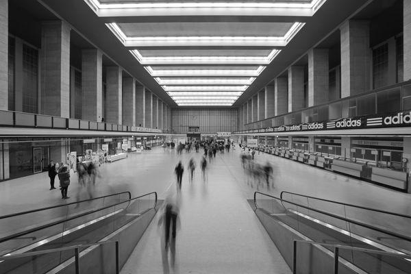 B - Flughafen Tempelhof III