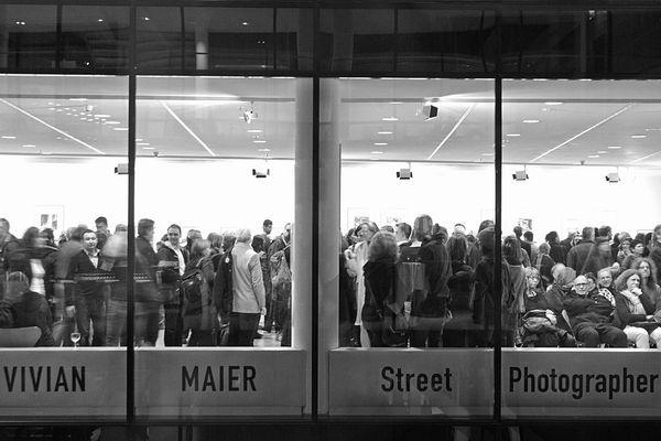 B - Fotoausstellung II (gestresst)