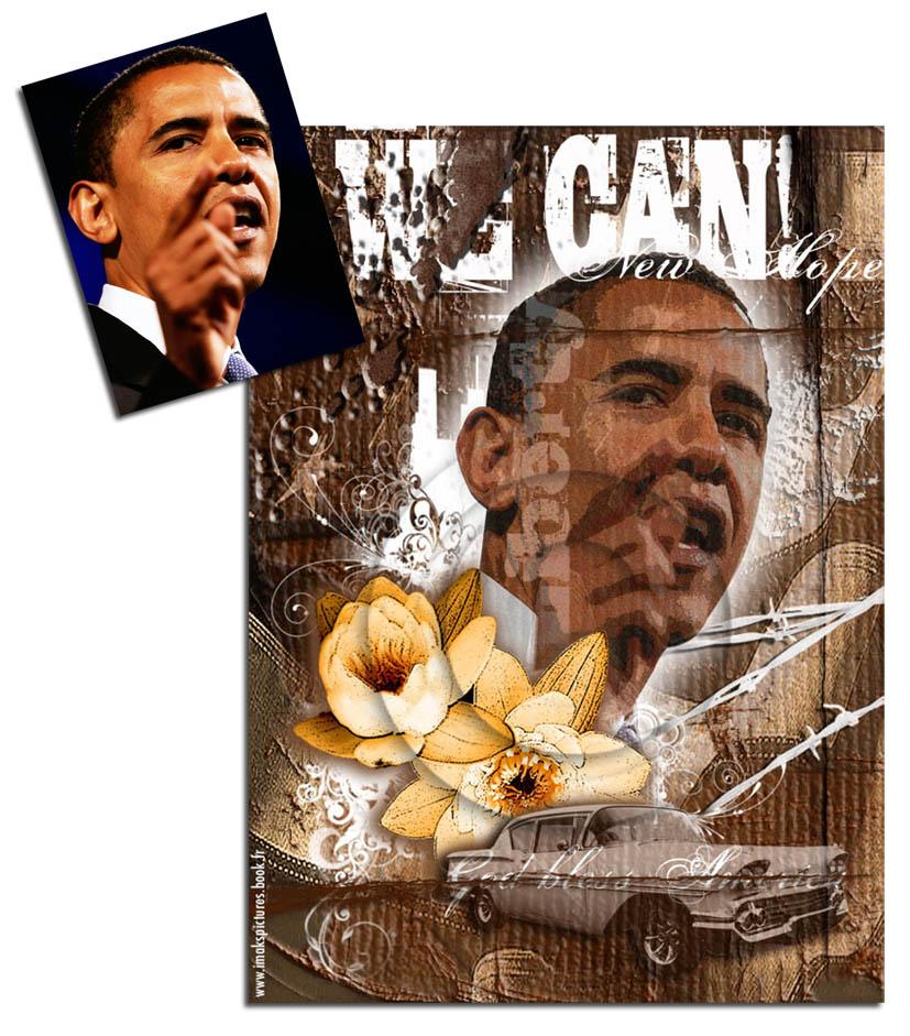 B-Obama
