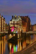 B - Seite vom Wasserschlößchen Hamburg