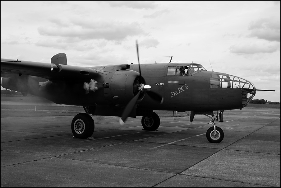 B25 in Weeze