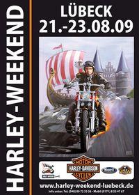 Harley Davidson Weekend Lübeck