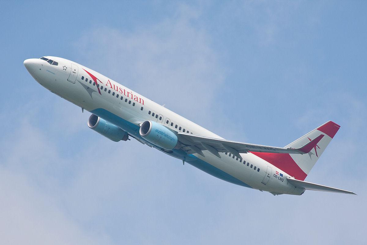 B737-800 Austrian Airlines
