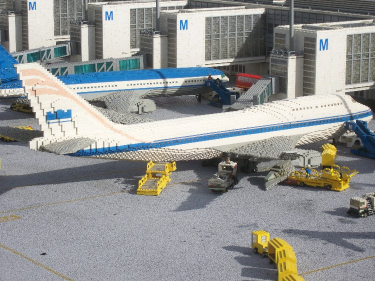 B747 LEGOland