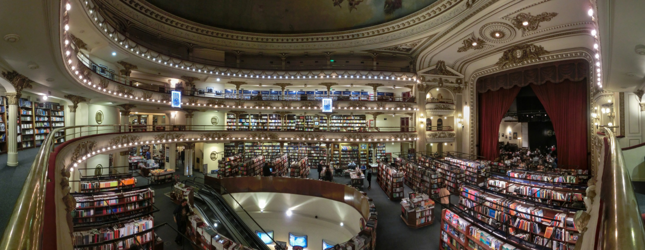 BA - Librería El Ateneo
