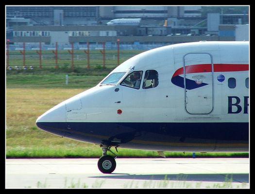 BA-Pilots At Work