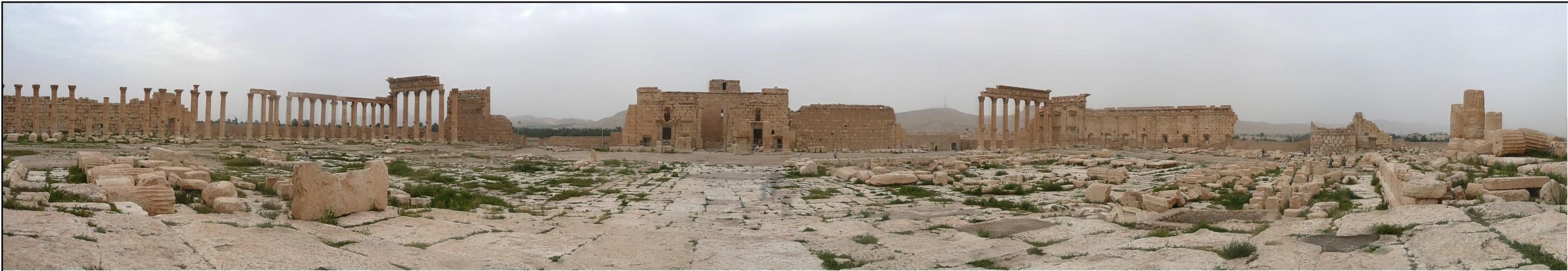 Baal-Tempel