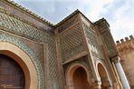 Bab Mansour (Detail)