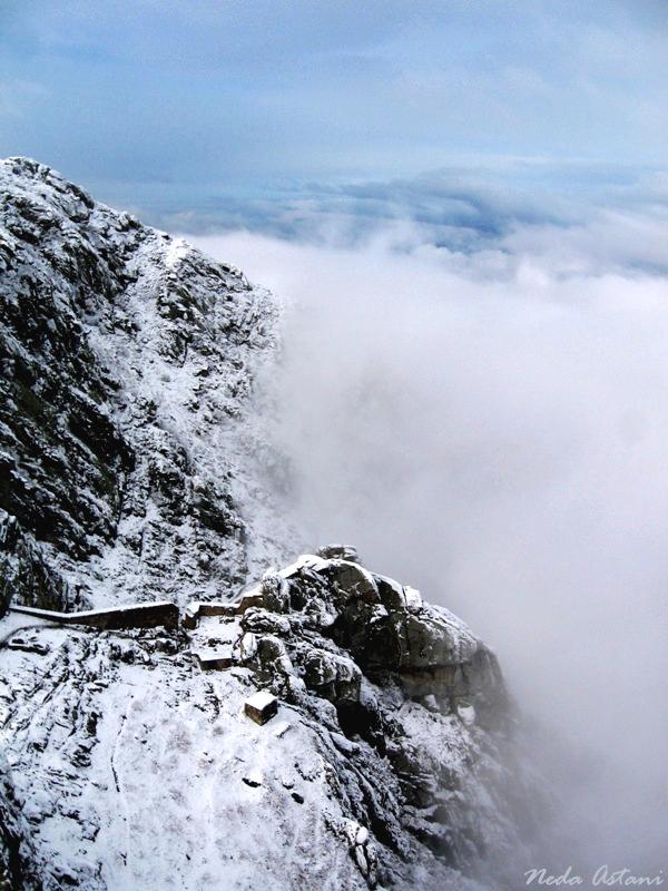 Babak Castle / cloud's Movement