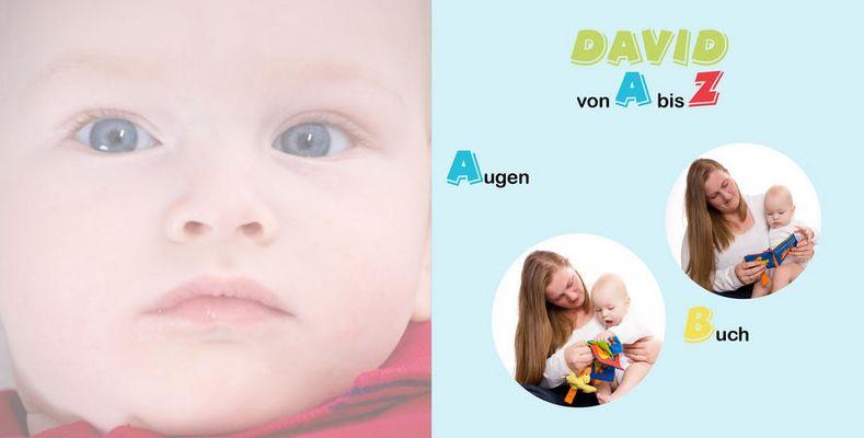 Baby ABC - Seite 1&2