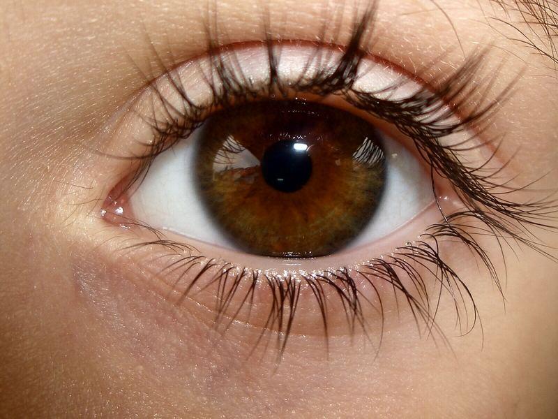Baby-Auge