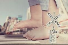 Baby Crossing