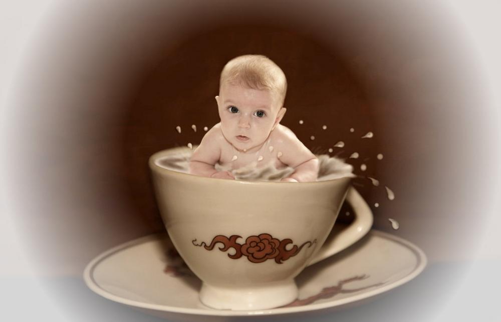 Baby-Kaffe