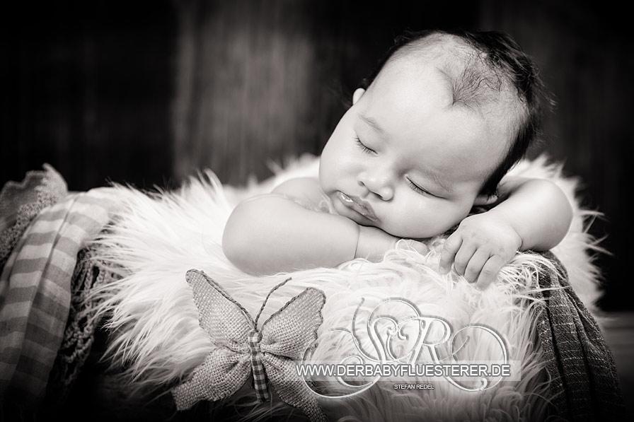 Baby Mark Maddox, 3,5 Monate | (Babyfotograf Stuttgart)