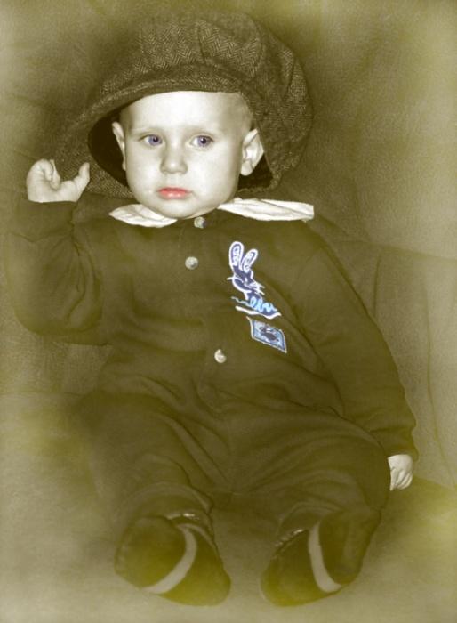 Baby (portrait)