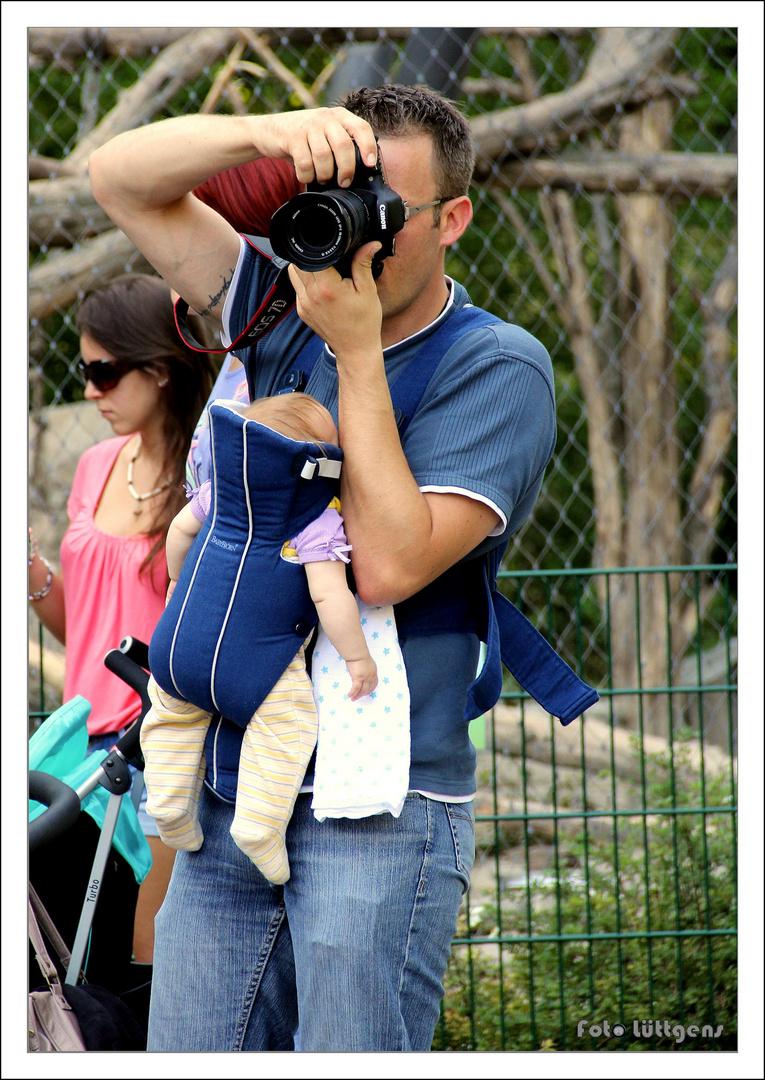 Babybauch-Shooting