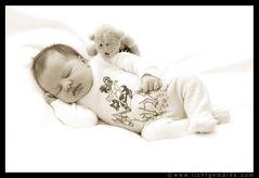 Babyfotografie - Christine von Wiegen - Lichtgemälde 03