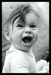 Babyfotografie - Christine von Wiegen - Lichtgemälde 09