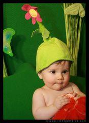 Babyfotografie - Christine von Wiegen - Lichtgemälde 10