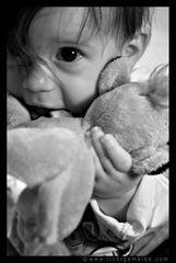 Babyfotografie - Christine von Wiegen - Lichtgemälde 11