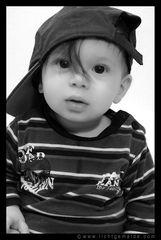 Babyfotografie - Christine von Wiegen - Lichtgemälde 12