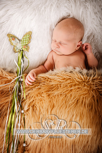 Babyfotos Milan Elias, 7 Tage   (Babyfotograf Essen)