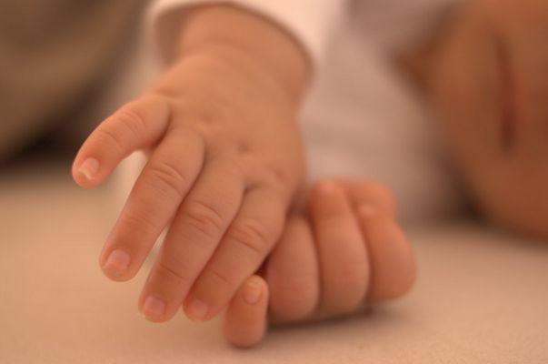 Babyhände II