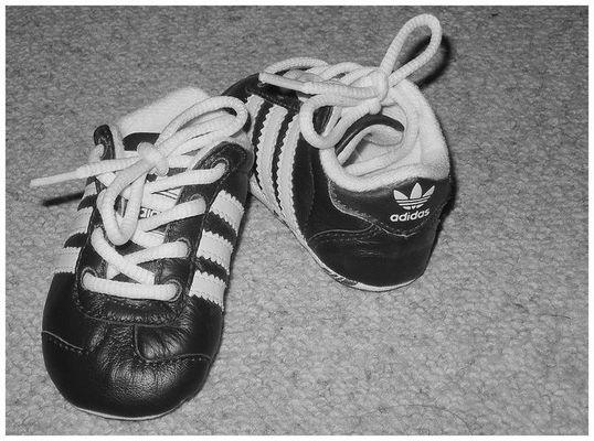 ~Babys erste Adidas~