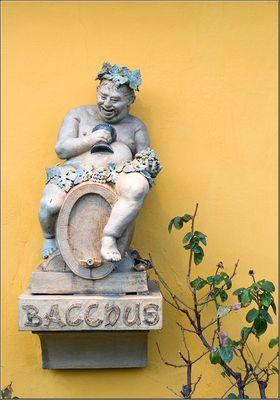 Bacchus, der Weingott...