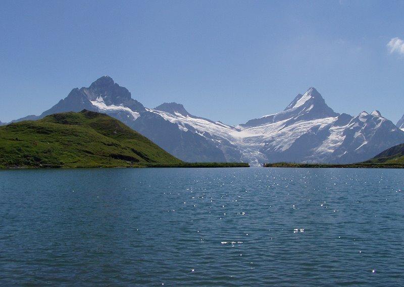 Bachalpsee im Berner Oberland