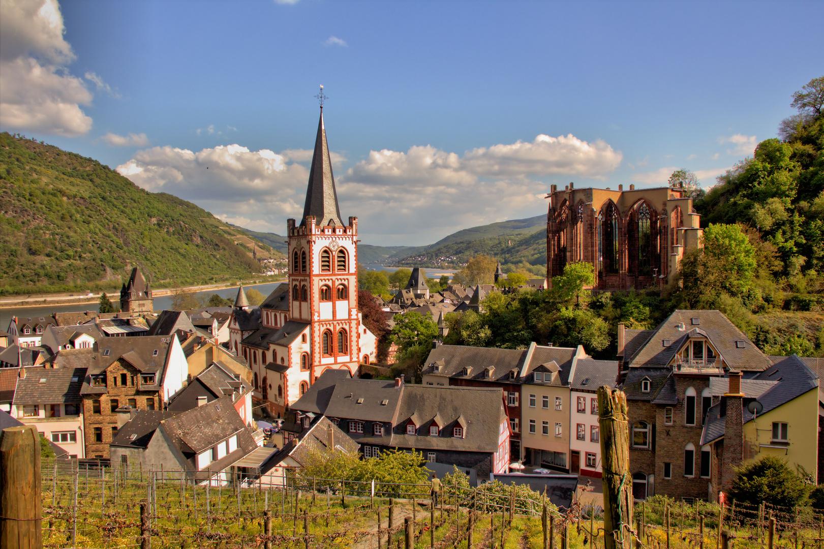 Bacherach am Rhein