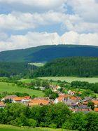 Bachfeld, Bleßberg