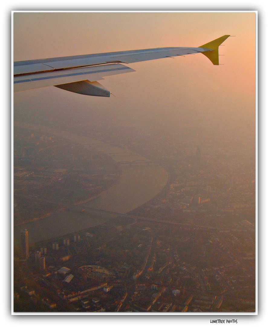 Back in Cologne