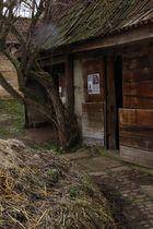 Back of the Barnhouse